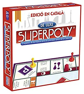 Falomir Superpoly de Luxe (en catalán), Juego de Mesa, Clásico, Multicolor (1002)