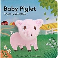 Baby Piglet: Finger Puppet Book (Little Finger Puppet Board Books)