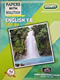 Uttam 12th English Y.B. Papers with Solutions 2018