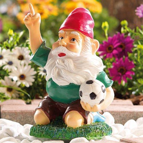 Fußball-Gartenzwerg - 2