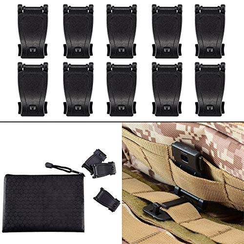 51%2BVh4W4IFL. SS500  - BOOSTEADY MOLLE Clips Tactical Strap Management Tool Web Dominator Backpack Accessories