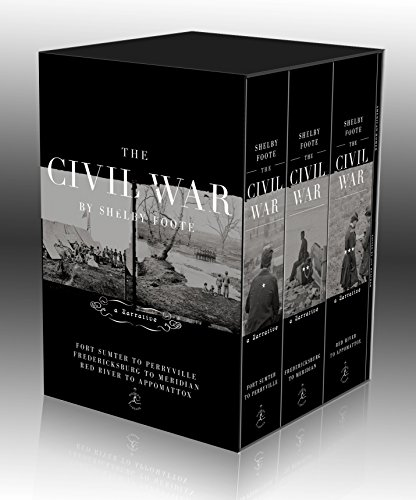 The Civil War/ American Homer: A Narrative (Modern Library)