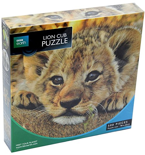 bbc-earth-500-piece-jigsaw-puzzle-lion-cub