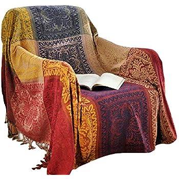 Voimakas Kuscheldecke Couch Tagesdecke Warme Decke Tv Decke Grosse Weiche Baumwolle Sofadecke Sessel Uberwurf Decke Bett Stuhl Bezug Mit Zierstich