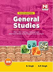 General Studies 2019 :UPSC, SSC, Railways, PSUs & Bank PO