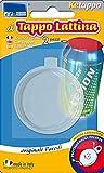 Parodi&Parodi 2 Tappi Chiusura Adatta Birra e bibite gassate, Tappo ermetico per lattina Realizzato con plastica per Alimenti Art.427, Unica
