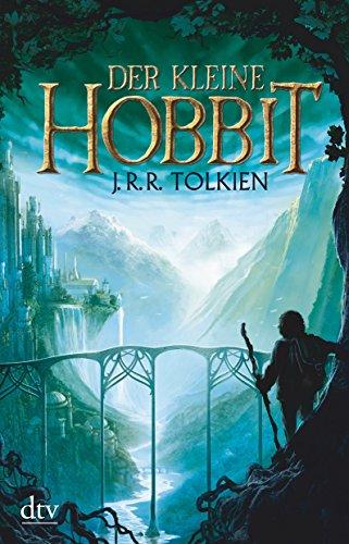 Preisvergleich Produktbild Der kleine Hobbit Großes Format (dtv Unterhaltung)