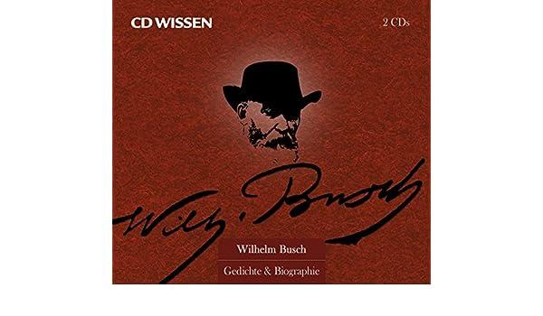 Cd Wissen Sonderedition Wilhelm Busch Gedichte