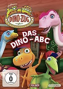 Dino-Zug - Das Dino-ABC