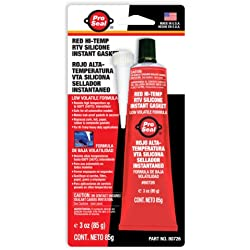ProSeal 80726 Haute température instantanée du Silicone RTV sceller, Rouge