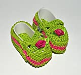 Imported Exclusive Extra Soft Born Baby Shoes 1pair