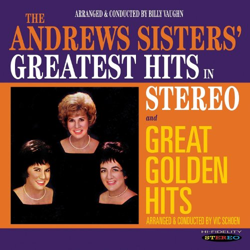 The Andrews Sisters' Greatest ...