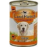 LandFleisch Hypoallergen Ziege   12x 400g Hundefutter