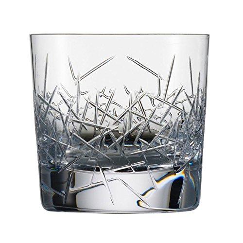 Zwiesel 1872 Hommage Glace Whiskyglas, Glas, transparent 20.2 x 10 x 11.7 cm, 2-Einheiten