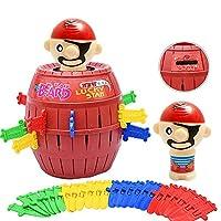Beuchan-Pop-up-Pirate-Hochwertiges-Aktionsspiel-fr-die-Ganze-Familie-Piratenspiel-verfeinert-die-Geschicklichkeit-Ihres-Kindes-ab-4-Jahre