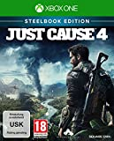 Just Cause 4 - Steelbook Edition - exkl. bei Amazon.de - [Xbox One]