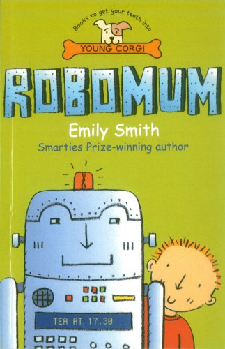 Book's Cover of Robomum