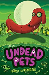 Hour of the Doomed Dog (Undead Pets)