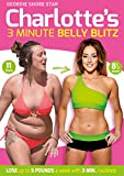 Best Fitness Dvds - Charlotte Crosby's 3 Minute Belly Blitz [DVD] [2014] Review