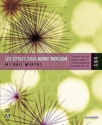 Les styles sous InDesign CS4