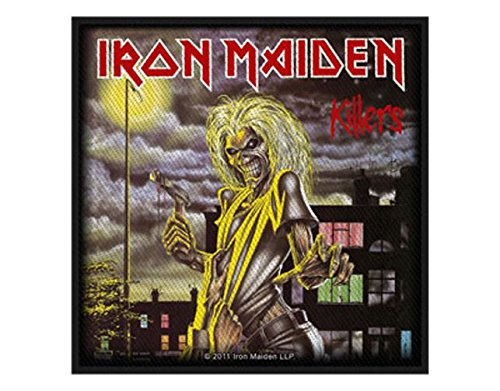 Iron Maiden - Killers - Toppa/Patch