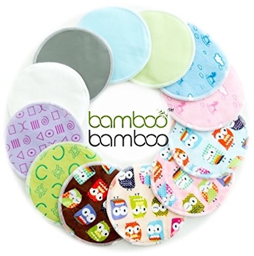 washable-natural-bamboo-breast-pads-pack-of-8-with-free-laundry-bag-chevron-pack