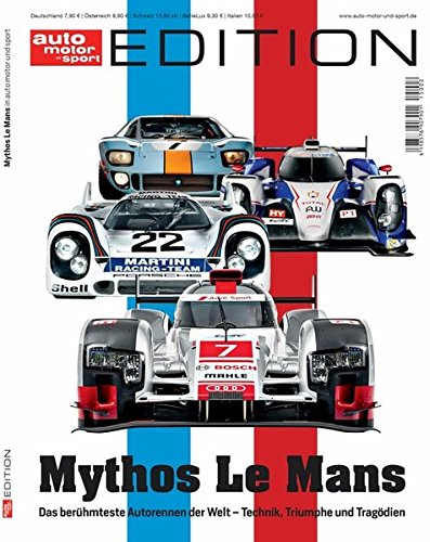 auto motor und sport Edition - Mythos Le Mans (Auto-motoren)