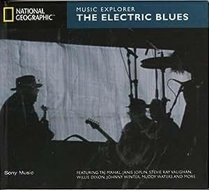 music explorer - the electric blues [Import anglais]