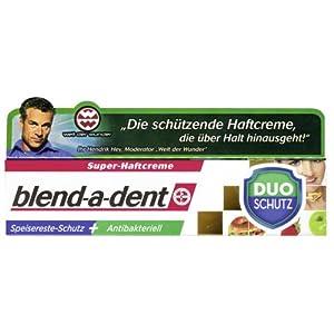 Blend-a-dent Super-Haftcreme DuoSchutz, 2er Pack (2 x 40 g)