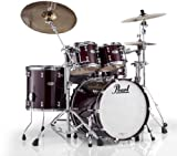 Pearl RFP Reference Pure low-mas evenply Ahorn, Birke, und afrikanisches Mahagoni Fusion Shell Pack (20 x 18, 10 x 8, 12 x 9, 14 x 14) neue Fusion Black Cherry