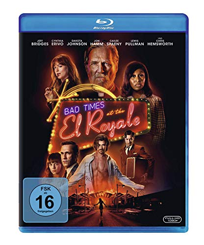 Bad Times at the El Royal [Blu-ray]
