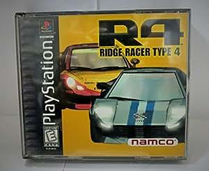 Ridge Racer Type 4 / Game