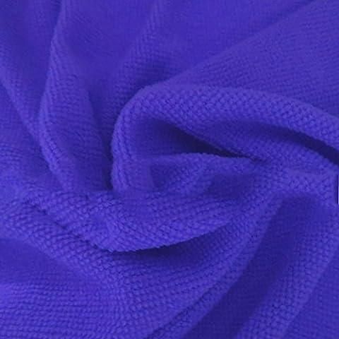 Sedeta waschen Handtücher mit Kleidung 10Pcs Mikrofaser Autowäsche Reinigungstuch weiche Tücher Duster 5Colors 25x25cm Wäschetuch Größe Waschbecken Handtuch waschen Handtuch Kleidung Wasch- und Trocke