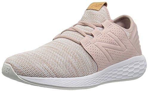 c4329a0d8e New Balance Fresh Foam Cruz v2 Knit, Zapatillas de Running para Mujer, Rosa  (