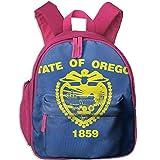 Best Oregons Camping - Funny Schoolbag Backpack Flag of Oregon Kid Review