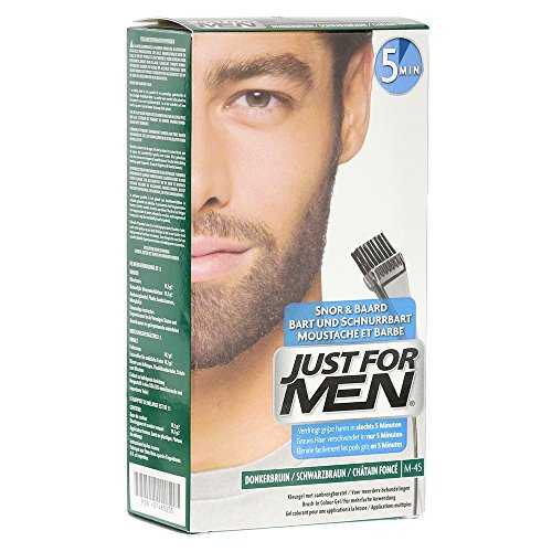 Just For Men M45 Moustache and B...