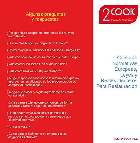 2 cook:  información gastronómica (2cook nº 1) por Gerardo  Pochintesta