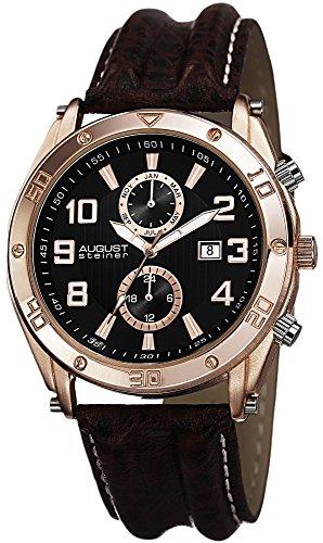 August Steiner AS8117RG - Reloj para hombres