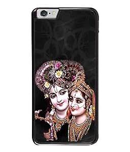 99Sublimation Designer Back Case Cover for Apple iPhone 6 (Svayam Bhagavan Gaudiya Vaishnavism Theology)
