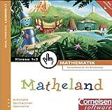 Matheland - In Faltkarton: Teil 1: 1./2. Schuljahr - Arithmetik, Geometrie, Sachrechnen: CD-ROM