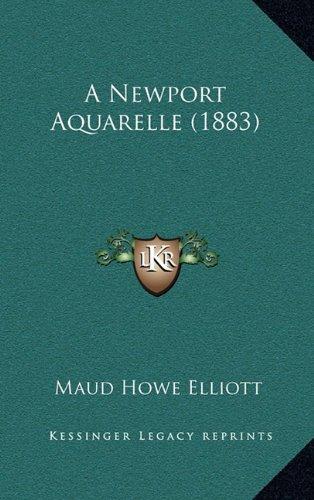 A Newport Aquarelle (1883)