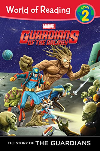 The Story of the Guardians (Guardians of the Galaxy (Unnumbered))