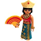 Playmobil - Series 7 Girl Themed Figure - INDIAN QUEEN by Playmobil