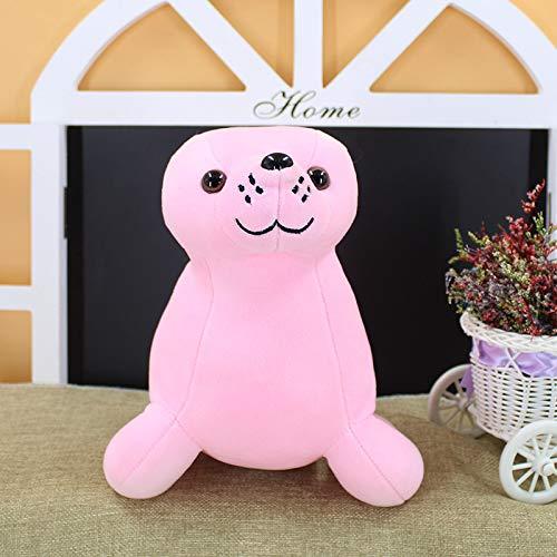 Atmny Kleine Seelöwe Puppe Marine Tier Siegel Plüsch Spielzeug Kreative Werbegeschenk Puppe Puppe Seelöwe 30 cm B -