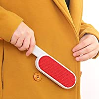 erioctry Household Coat Sweater Magic Lint Brush Pet Hair Remover Double Face Electrostatic Dust Hair Removing Brush for to The Clothes Clean