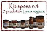 Kit spesa n.4 - Linea vegana