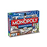 Glasgow Monopoly Board Game [importato da UK]