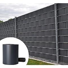 PVC Zaunfolie 35m Rolle