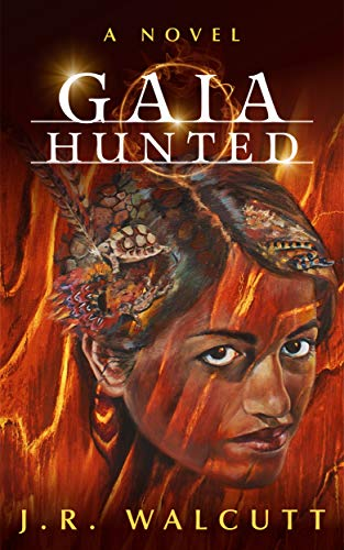 Gaia Hunted (The Ascended Prophecies Book 1) (English Edition)