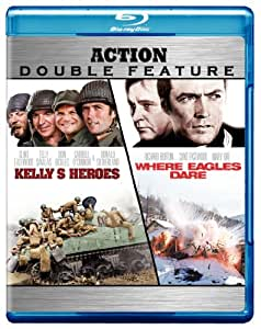 Kelly's Heroes & Where Eagles Dare [Blu-ray] [US Import]